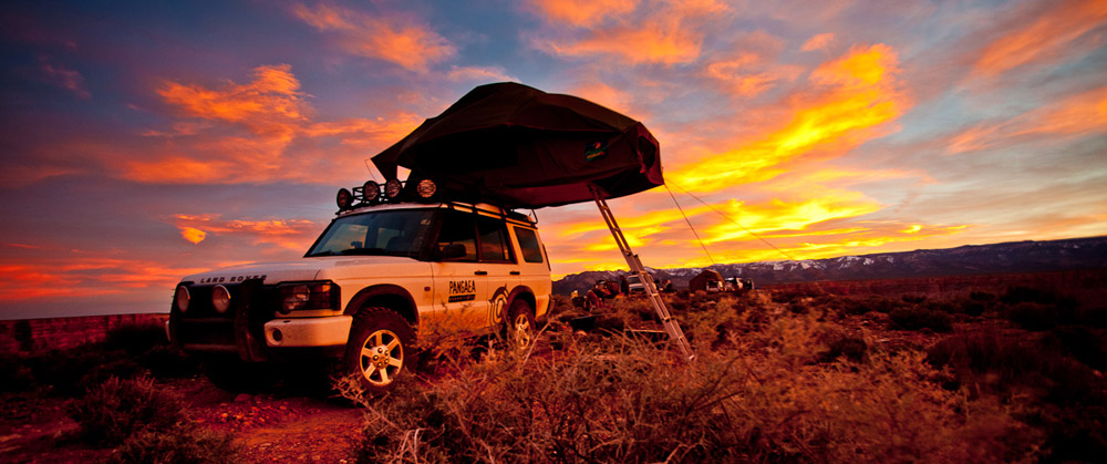land rover defender roof top tent 02 - Life of Mike
