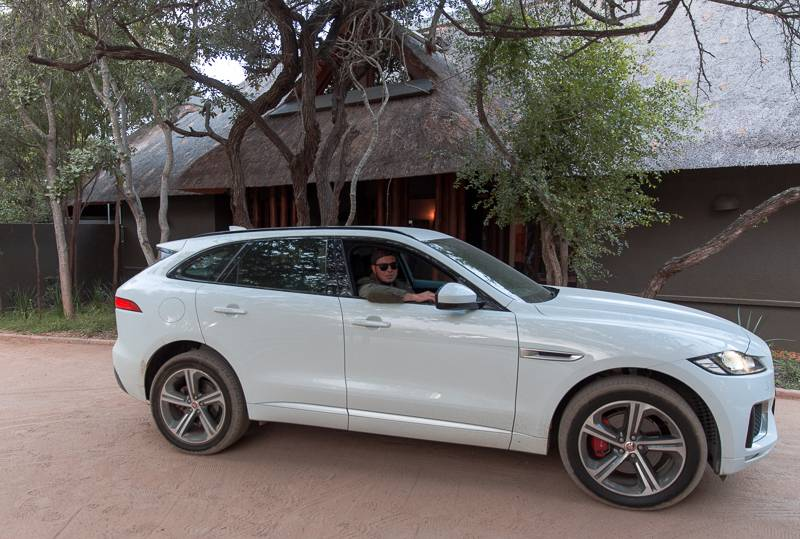 Go on a Luxury Road Trip with the Jaguar F-PACE