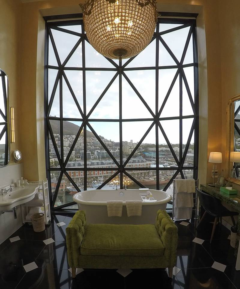 One Night Of Pure Royalty At The Silo Hotel In Cape Town