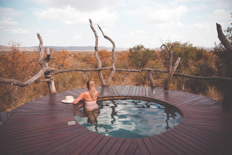 Go on a Romantic Adventure at the Madikwe Kopano Lodge