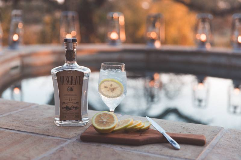 Musgrave Gin and African Sunsets – The Perfect Combo on Safari