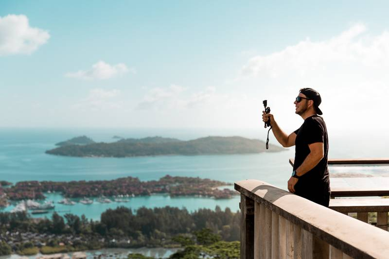 Seychelles Vlog Series – Created with the GoPro Hero 6 & Quik Story App