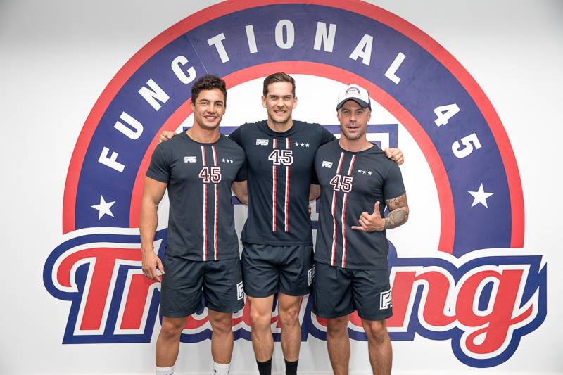 F45 Training Camps Bay